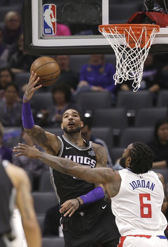 Willie Cauley-Stein, DeAndre Jordan