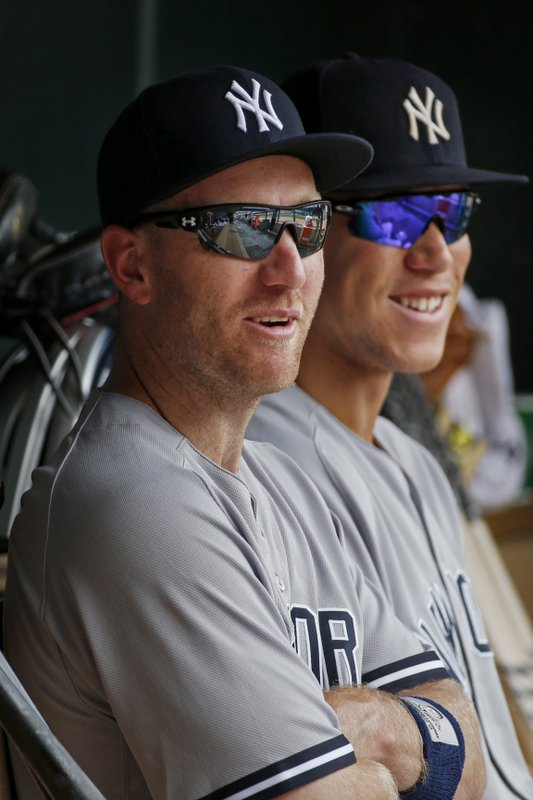 Todd Frazier, Aaron Judge