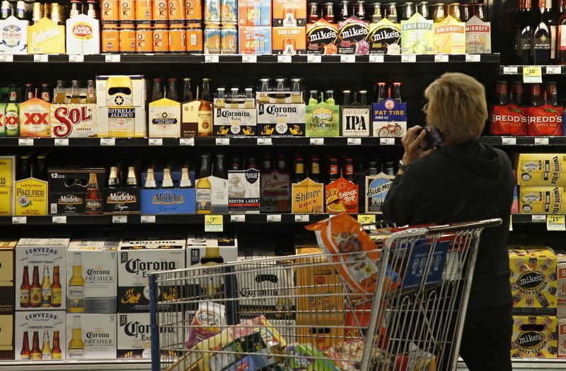 Oklahoma City Sales Tax >> Oklahoma Alcohol Taxes Up After New Regulations Approved