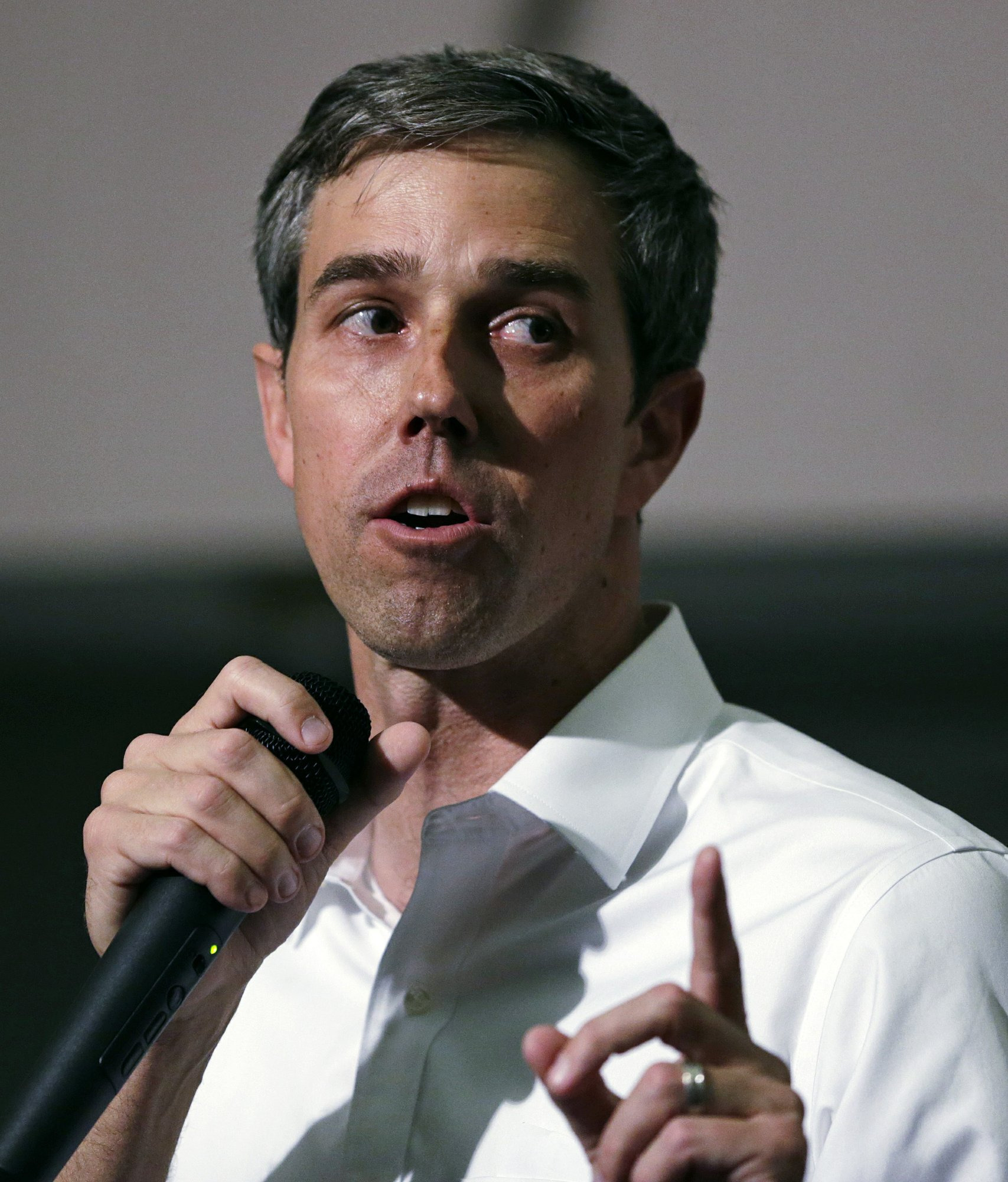 AP – Beto O'Rourke making 1st trip to early voting South Carolina