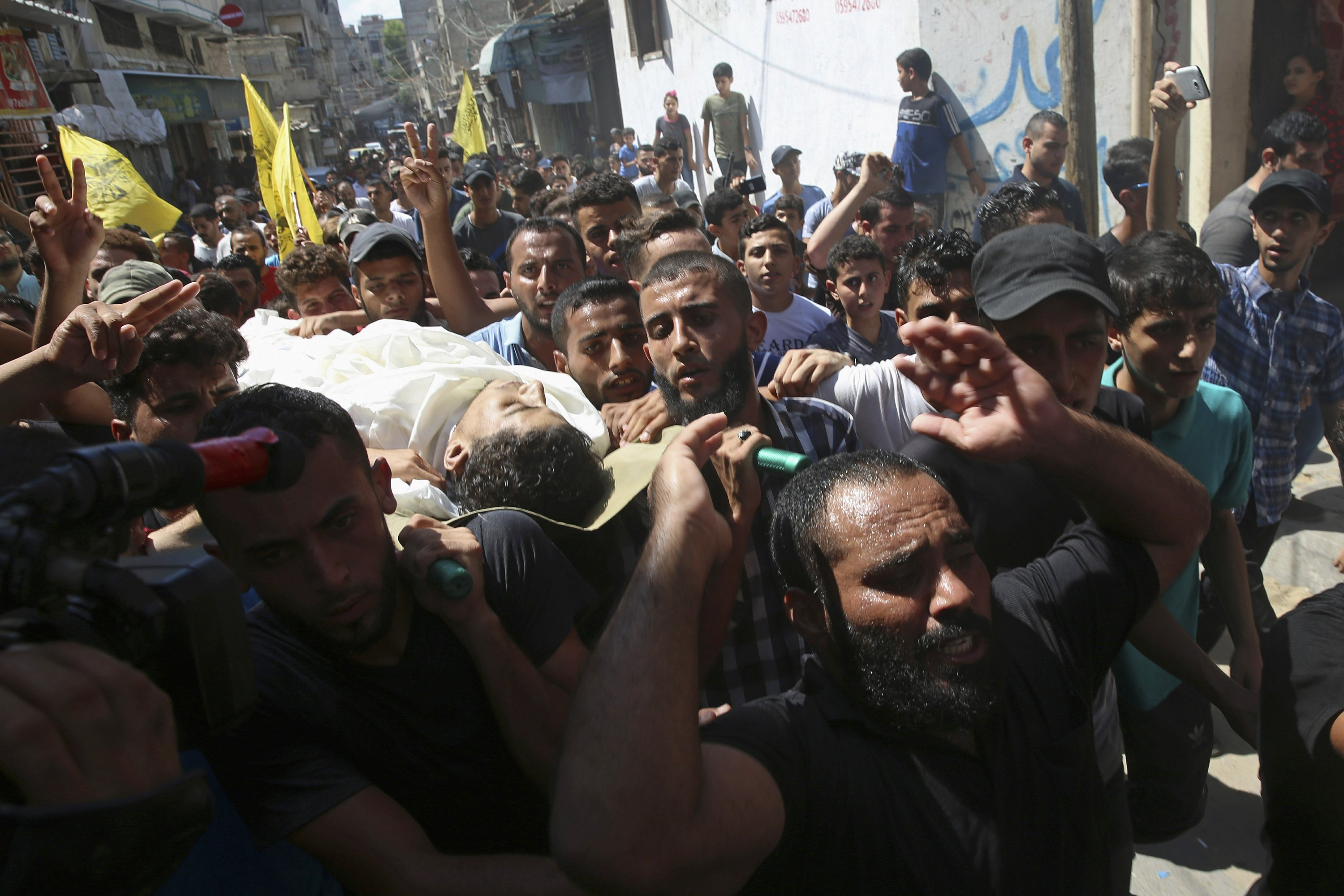 Gaza protests escalate after deal to ease blockade fails