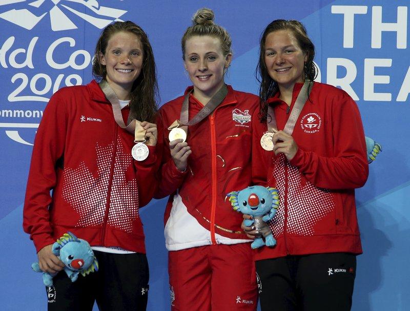 Erika Seltenreich-Hodgson, Siobhan Marie O'Connor, Sarah Darcel