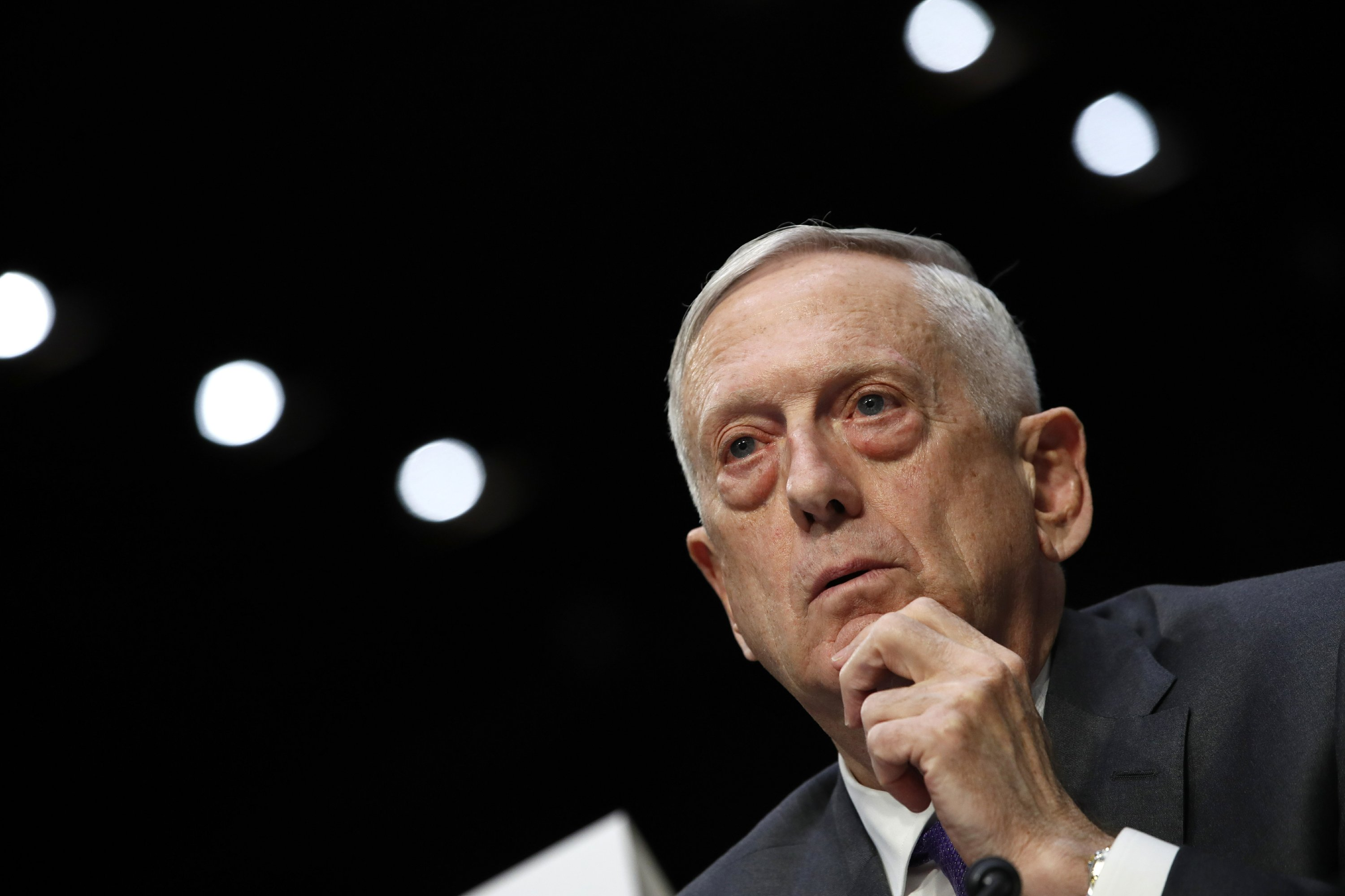 Mattis says military addressing issues found in Niger attack
