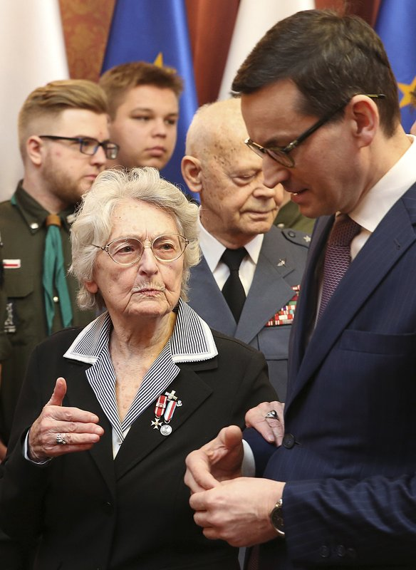 Mateusz Morawiecki, Anna Stupnicka-Bando