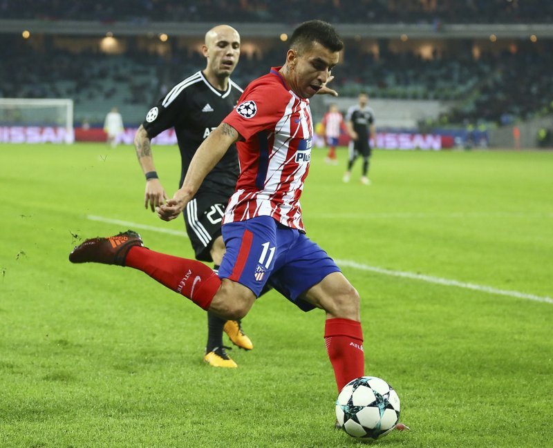 Angel Correa, Richard Almeida