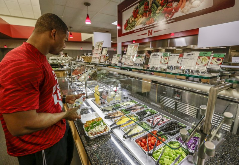 Fine Dining Or Fast Food Eatings Better In Power Five - Lewis training table