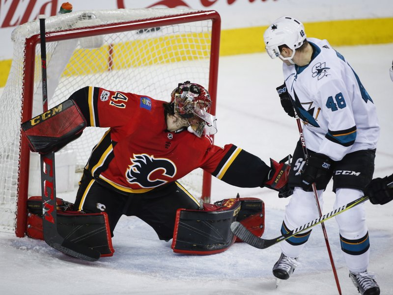 Mike Smith, Tomas Hertl