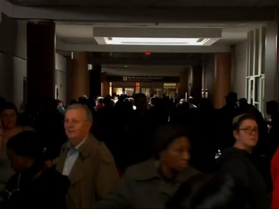 Atlanta Airport Power Outage Strands Travelers