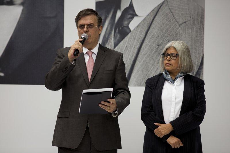 Marcelo Ebrard, Graciela Marquez