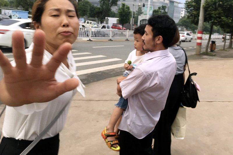 Hua Haifeng, Hua Xiaoqin