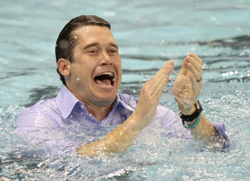 Cal's Durden, Stanford's Meehan to coach US Olympic swimmers