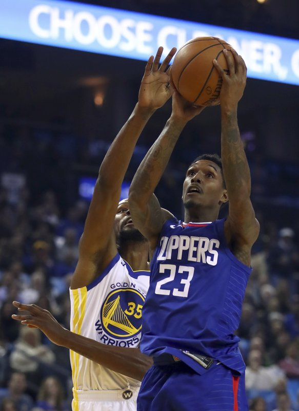 Lou Williams, Kevin Durant