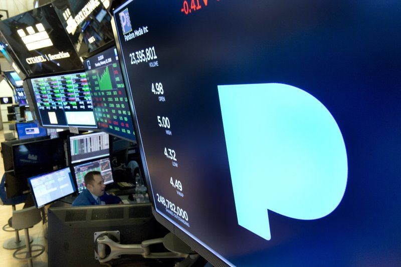 Satellite radio service SiriusXM buying streaming music company Pandora