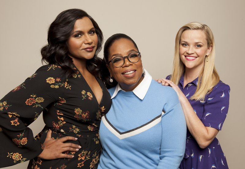 Q A Oprah Plays Life Coach To Wrinkle In Time Co Stars
