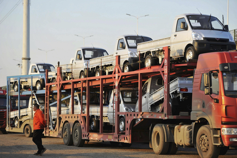 Public Auto Sales >> China Auto Sales Fall In October Deepening Slump