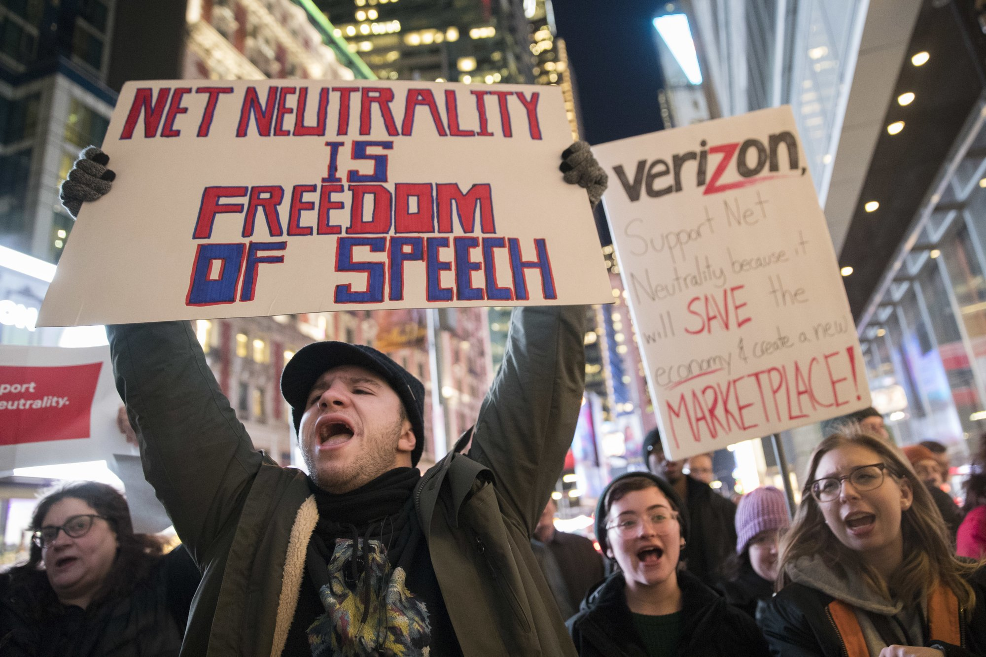 Your internet use could change as 'net neutrality' ends