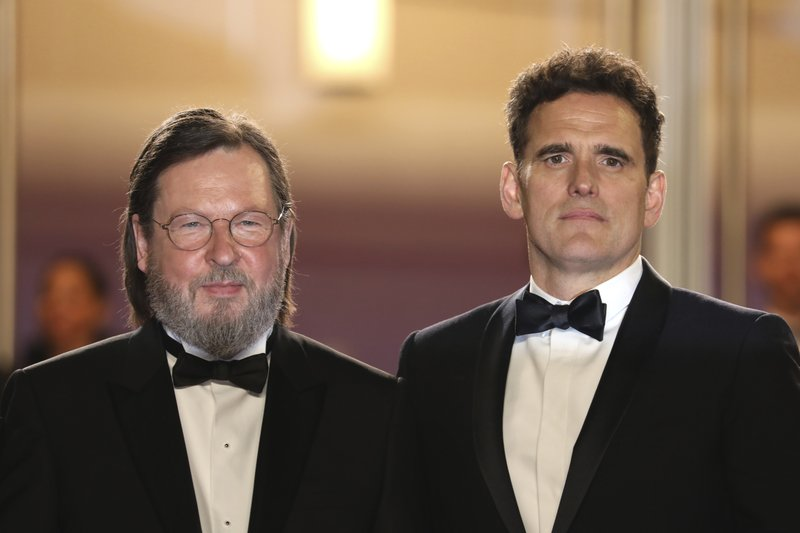 Lars von Trier, Matt Dillon