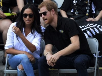 Prince Harry Engaged to Actress Meghan Markle