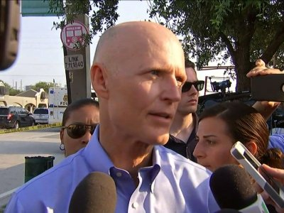 Fla. Governor: 'We're Fed Up' with Radical Islam