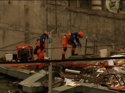 Search for Mexico Quake Survivors Continues