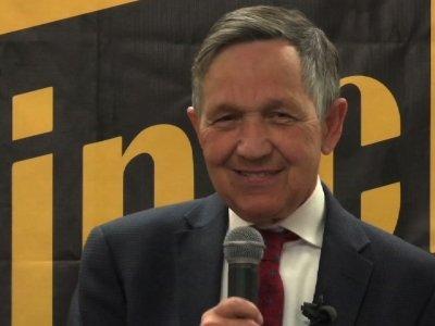 Cordray, Kucinich in Ohio Governor Battle