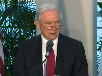 Sessions: We Cannot Accept Racism, Bigotry