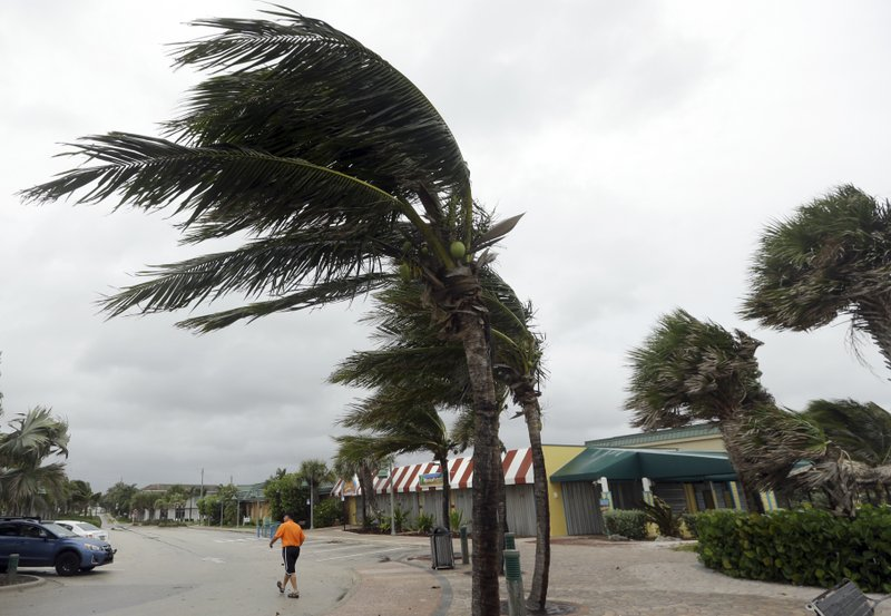 'A monster': A deadly Hurricane Matthew closes in on Florida