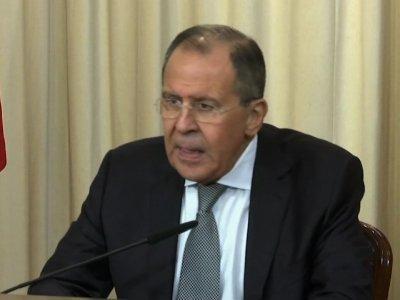 Tillerson, Lavrov Talk Tense US-Russia Relations