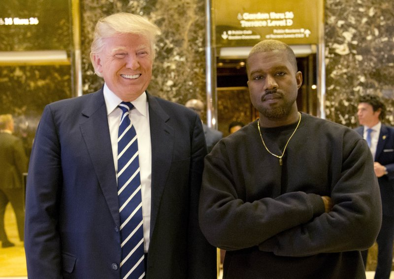 Kanye West is headed to the White House