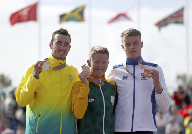 Henri Schoeman, Jacob Birtwhistle, Marc Austin
