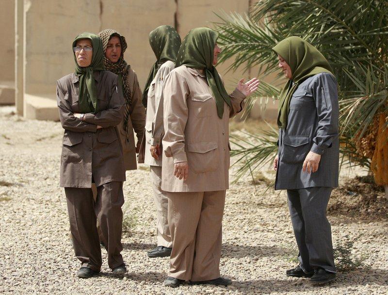 Image result for Mujahedeen-e-Khalq (MEK)
