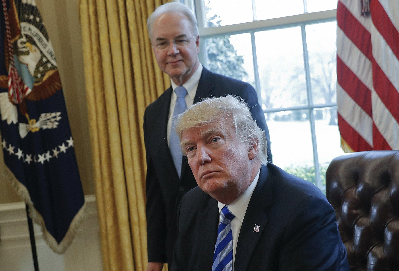 AP FACT CHECK: Trump's alternate reality marks presidency