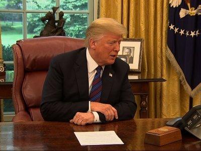 Trump terminating NAFTA, negotiating with Canada