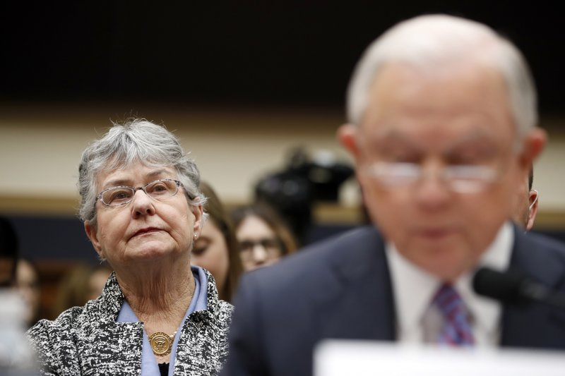 Jeff Sessions, Mary Sessions
