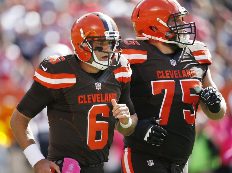 purchase cheap 06548 58d7a Browns rookie QB Kessler back and will start against Titans