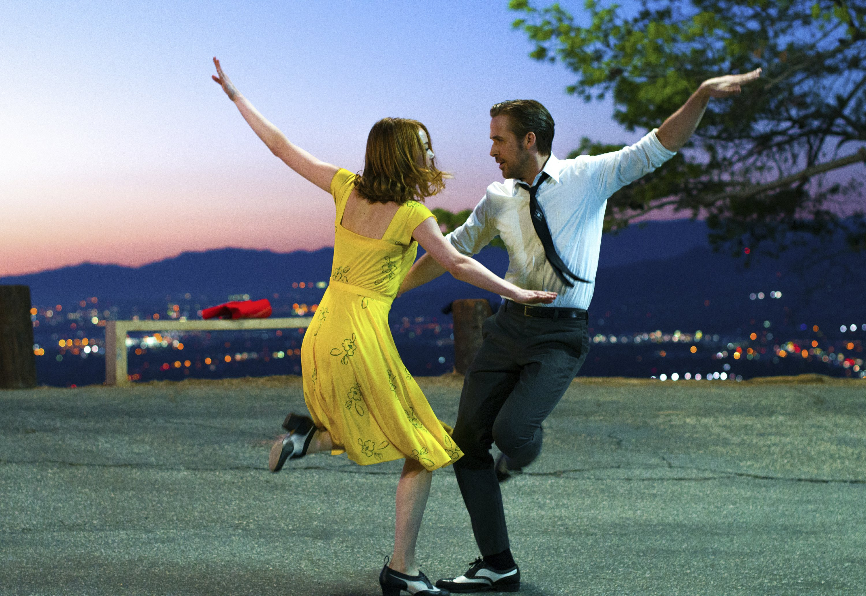 Oscars change their tune with 'La La Land,' diverse nominees