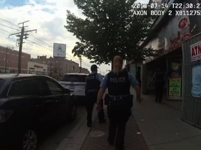 Bodycam Video Released After Chicago Protests