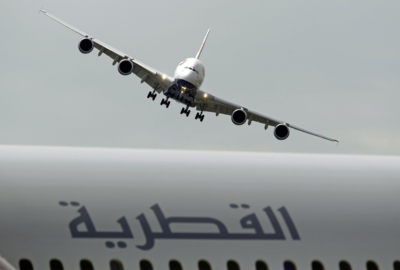 Qatar Airways, BA parent IAG set up revenue-sharing deal