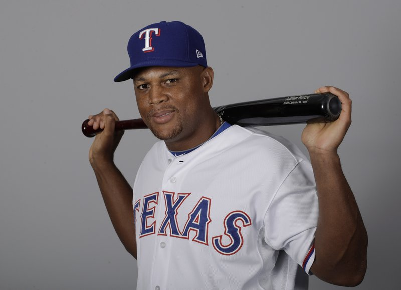 Rangers 3B Beltre says he'll play WBC for Dominican Republic