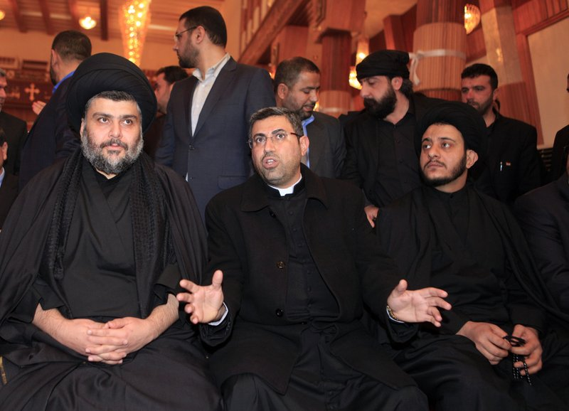Muqtada al-Sad, Ayser al-Yas