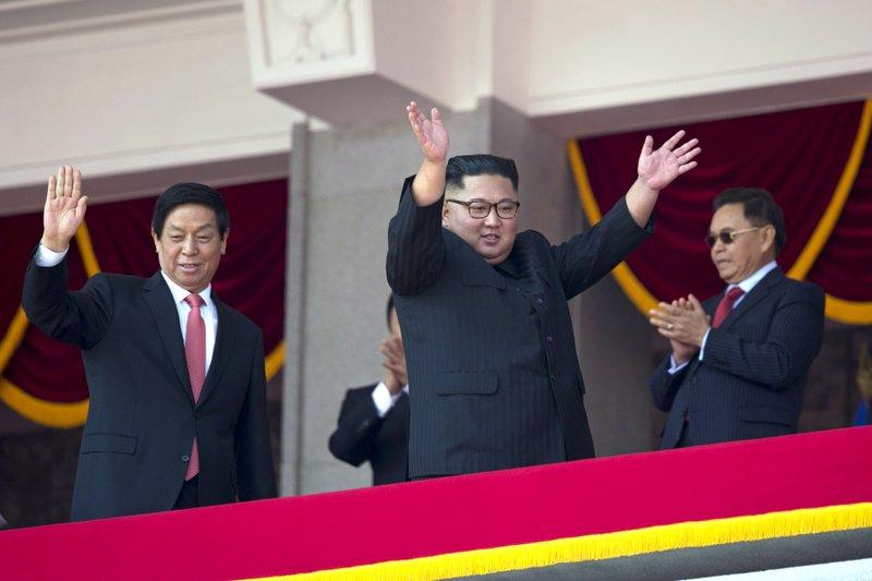 Kim Jong Un, Li Zhanshu