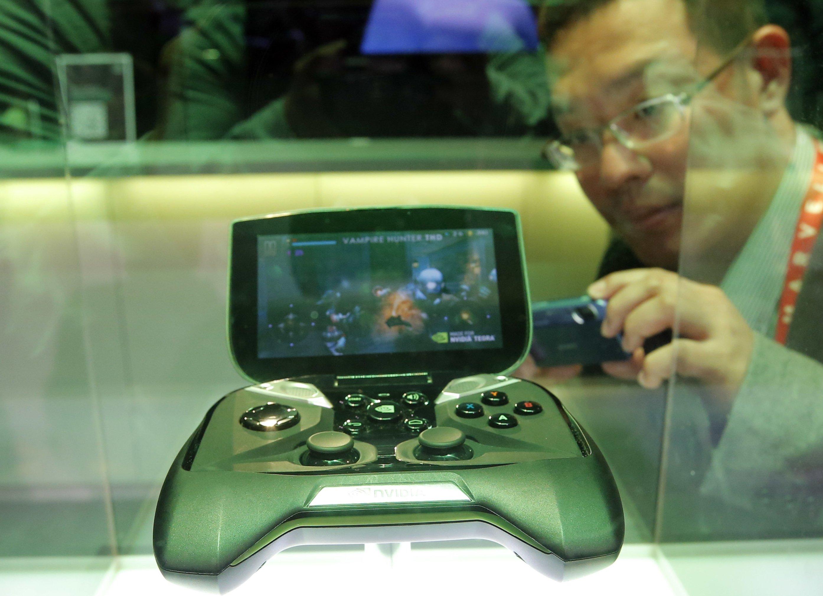 Nvidia leads S&P's winners in 2016; drug companies slump