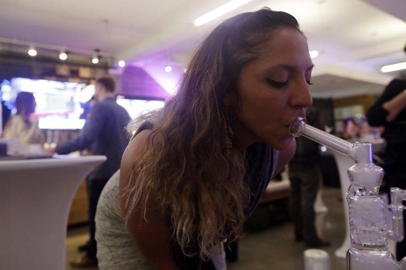 California, Massachusetts approve recreational marijuana