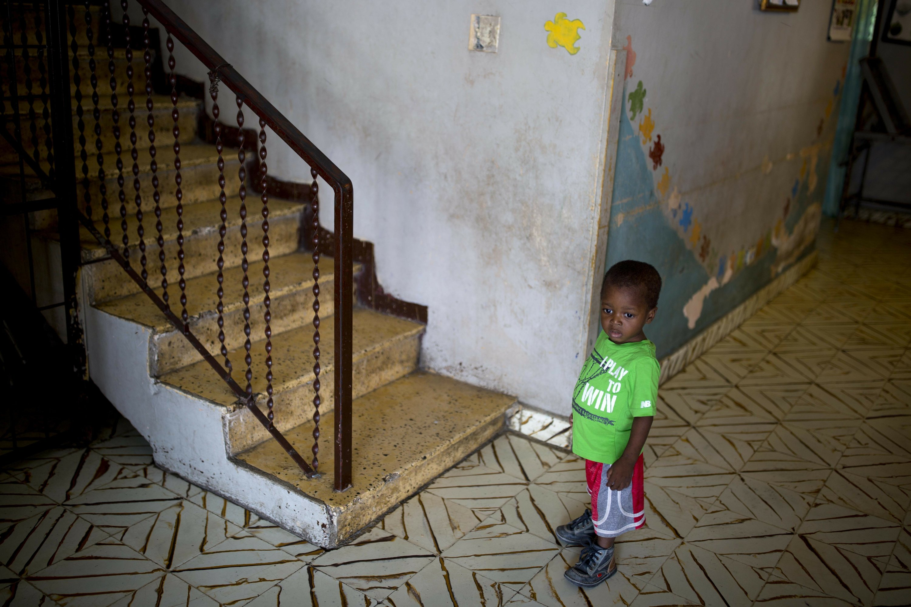 New to Haiti: Foster care for the nation's parentless kids