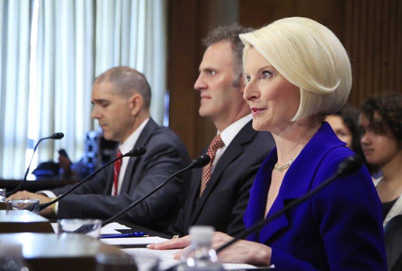 Callista Gingrich, Carl Risch, Alexander Sales