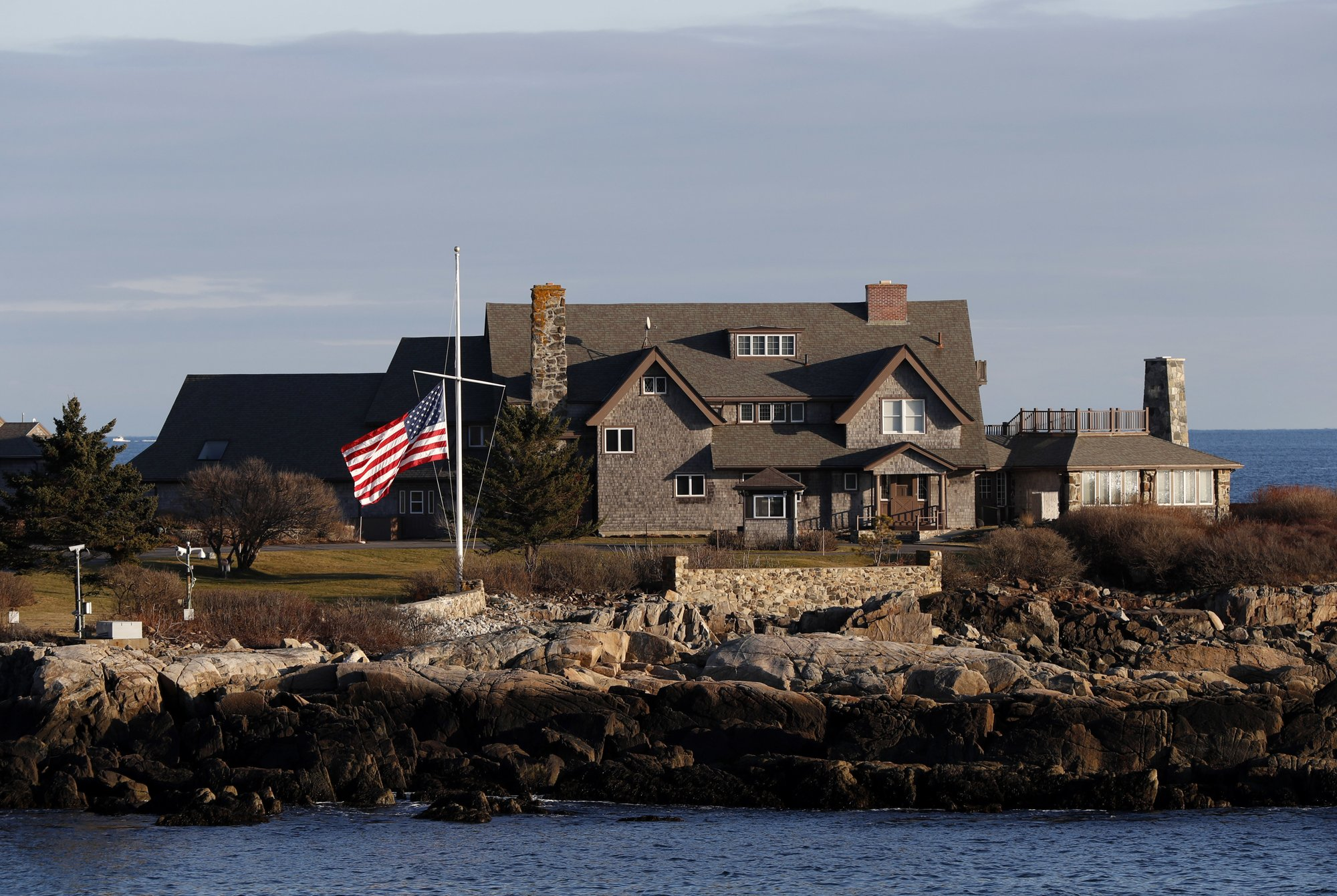 Elder Bushes are gone but family Maine retreat to stay alive