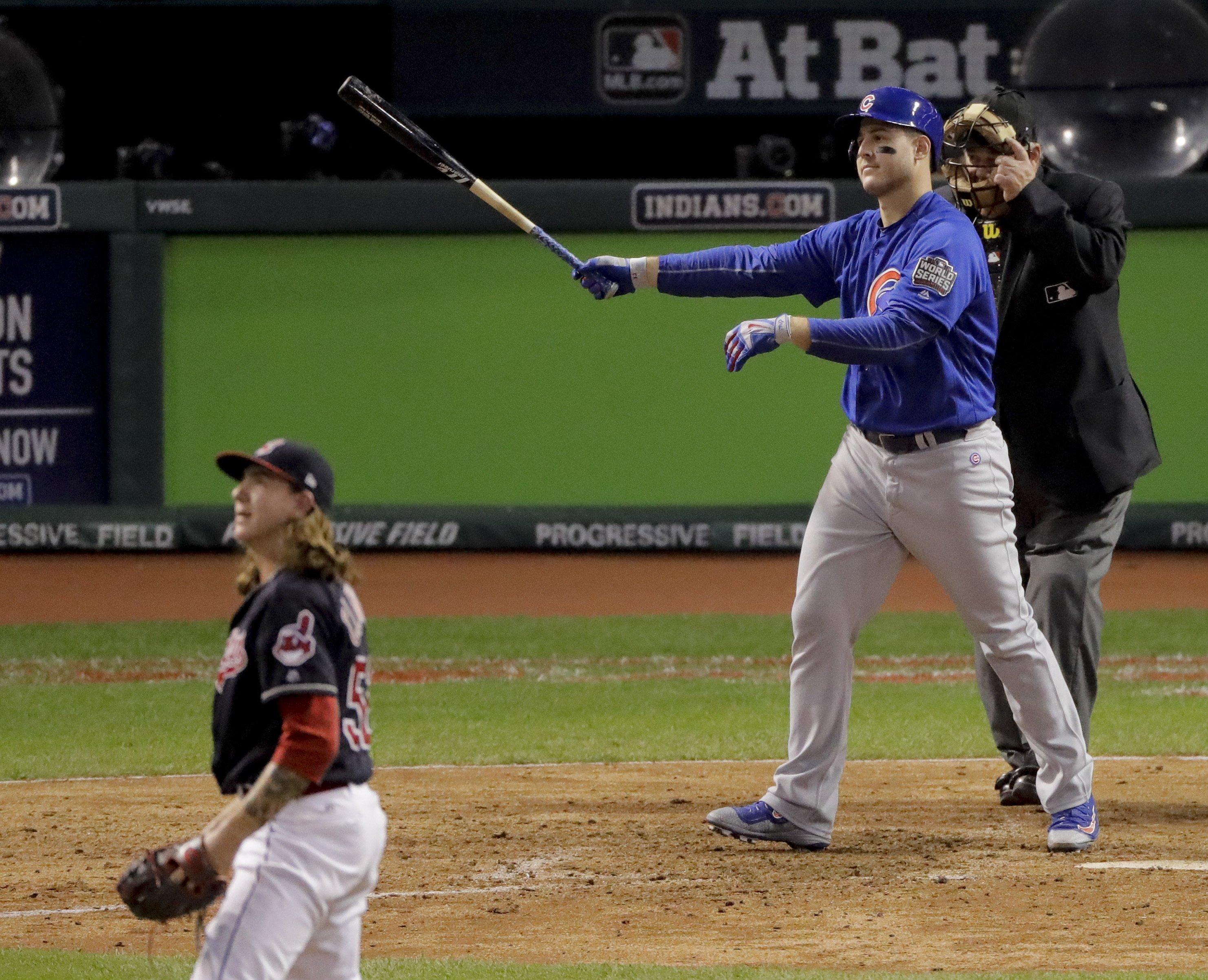 Dandy dozen: 12 players who could win World Series MVP award