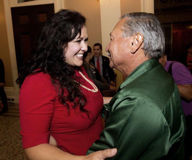 Lorena Gonzalez, Arturo Rodriguez