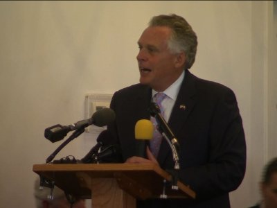 McAuliffe: Political Speech 'Breeding Bigotry'