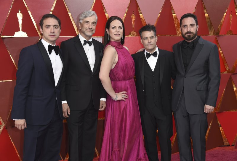 Juan de Dios Larrain, Francisco Reyes Morande, Daniela Vega, Sebastian Lelio, Pablo Larrain